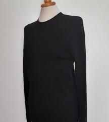 Chanel Original crna pletena vesta