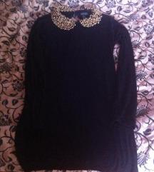 Crna haljina Amisu