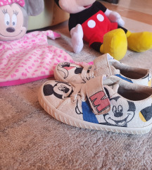 Zara mickey mouse patike