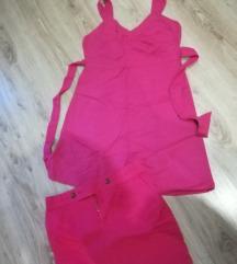 Lot, haljina i minica