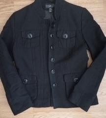 Hm crna jakna