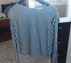 Košuljica sa zelenim prugicama