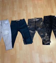 Lot 👖XS / 34 skinny hlača