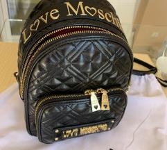 Moschino ruksak novo