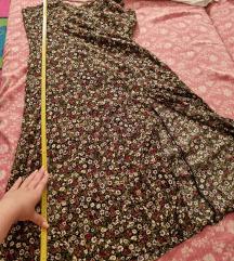 Zara haljina s prorezom pt gratis