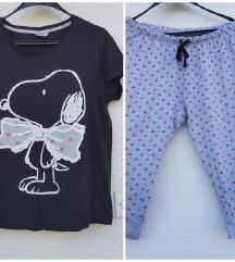 Nova Snoopy pidžama 44/46