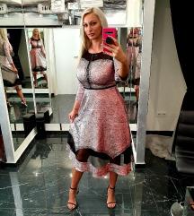 Sjajna koktel haljina