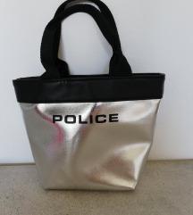 Policesrebrna  torbica