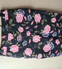 Novo ! Cvijetna suknja