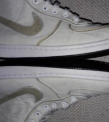 Nike platnene tenisice kao converse