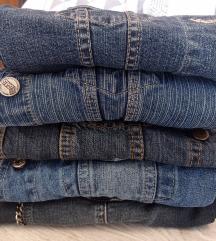 Lot traper jeans jakni