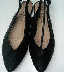 Crne sandale 37 novo