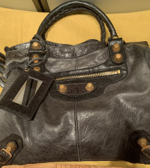 Balenciaga Giant City handbag, original