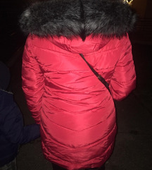 Crvena jakna Nova XL SNIZENO