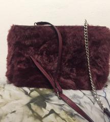 Faux fur torbica PT u cijeni