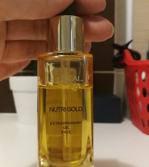 Loreal Nutri Gold ulje za lice