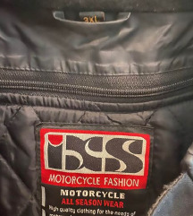 Ženska motociklistička jakna Suomy vel.S