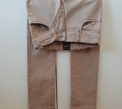 C&A hlače beige  vel. 146