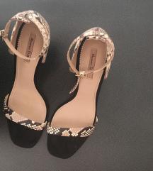 Massimo Dutti kozne sandale 40