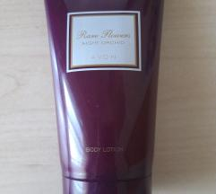 Avon rare flowers night orchid body lotion