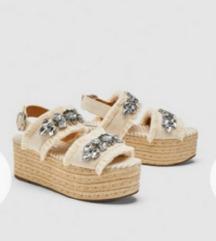 Tražim zara sandale