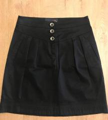 XNATION crna suknja