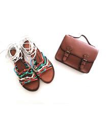 Inuovo sandale i poklon torbica (pt gratis)