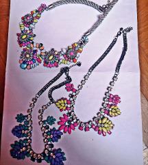 ogrlice komplet sa greškom