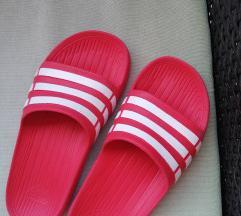 Adidas crvene papuče 35-36
