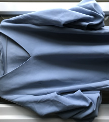 H&M plava bluza