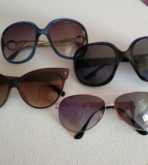 Sunčane naočale crne