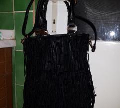 Crna torba s resicama