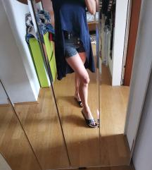 Zara majica haljina tunika