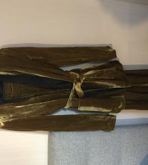 Zara velvet odijelo