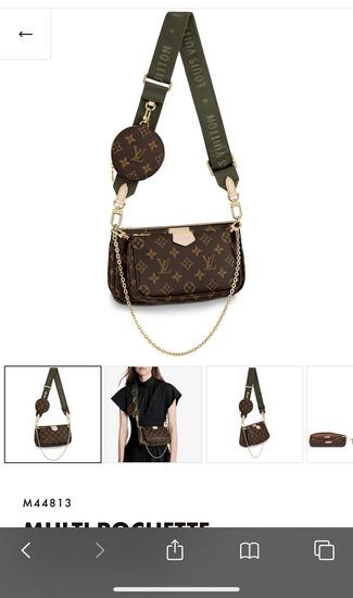 Tražim Louis Vuitton Multi Pochette