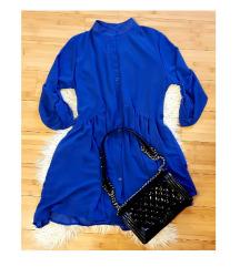 Nova kraljevsko plava haljina