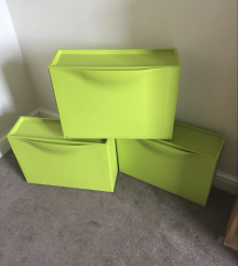 IKEA Trones - 3 kutije (cipelar)