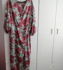 Zara hit haljina na preklop