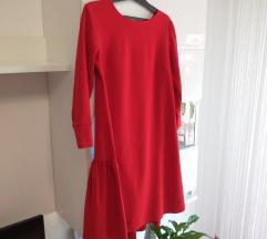 Crvena haljina S/M