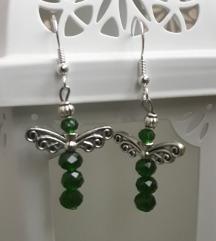Zelene naušnice anđeli