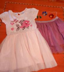 Lot haljina i suknja od tila 104
