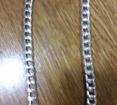 Ženska ogrlica kirurški čelik