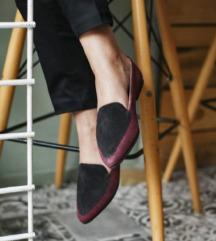 Novo!Prava koža cipele broj 40