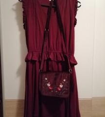 Lot haljina i torbica