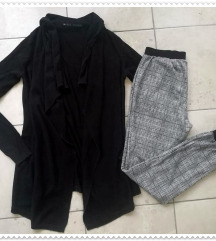 kardigan i hlača ZARA