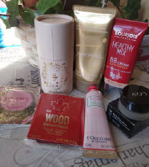 Lot kozmetike - Jane Iredale,LOV, L'occitane