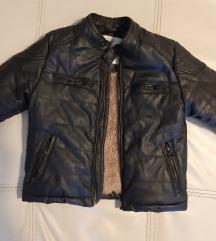 Zara kožna jakna, vel.104
