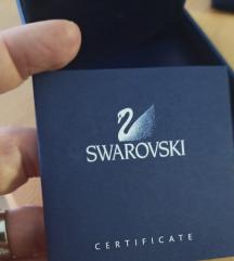 Ogrlica Swarovski s certifikatom