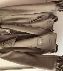 Velvet jakna