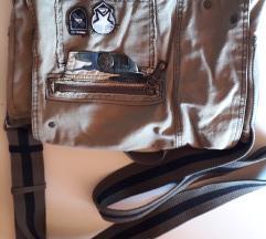 Platnena vojnička torba